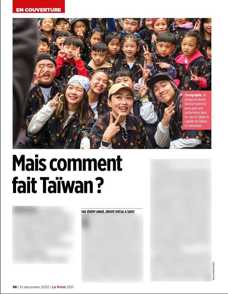 Taiwan - Covid - 10122020 - 1